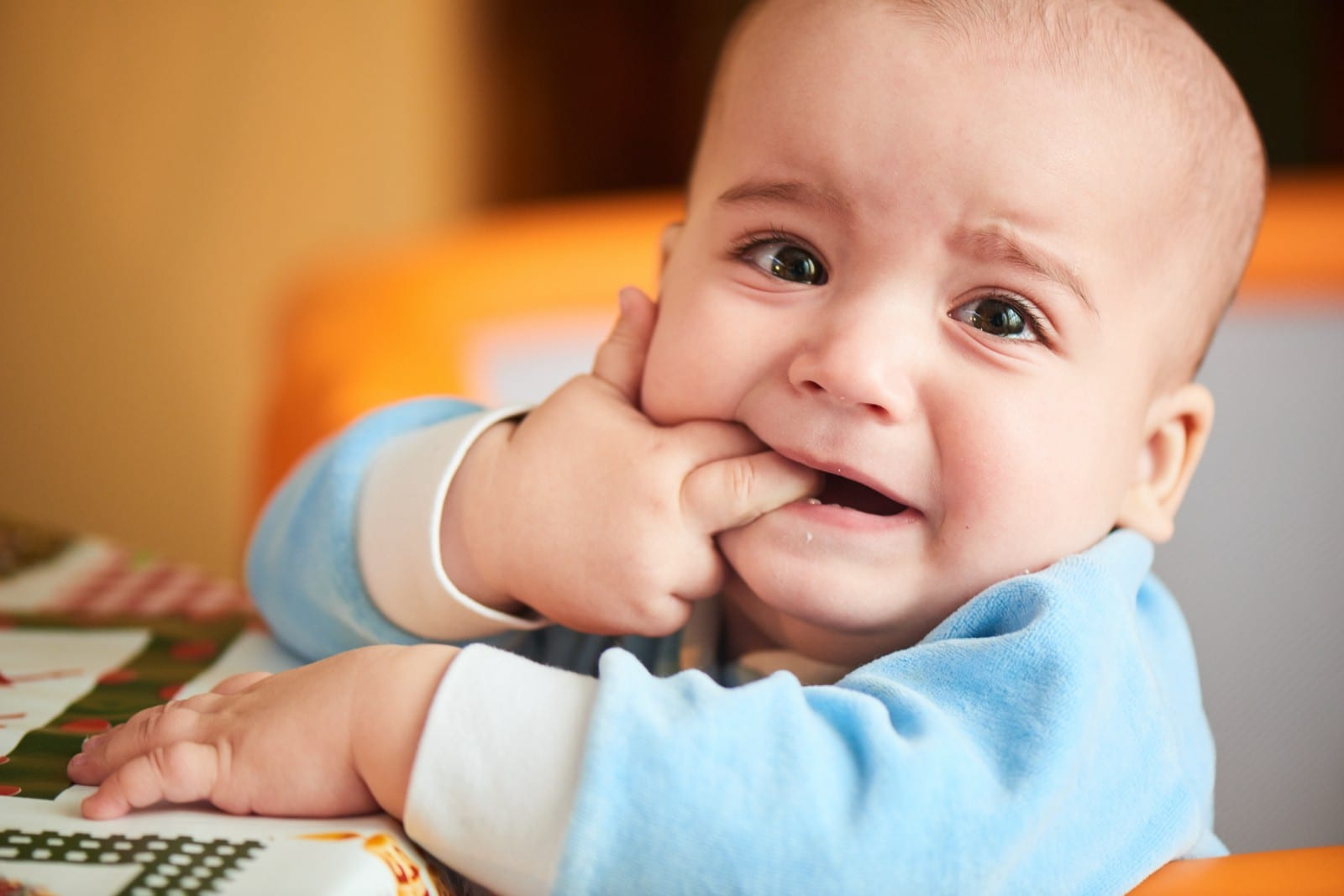 Does Teething Impact My Baby's Sleep