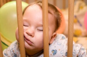 MY Baby Sleeps Through the Night! Does YOURS?