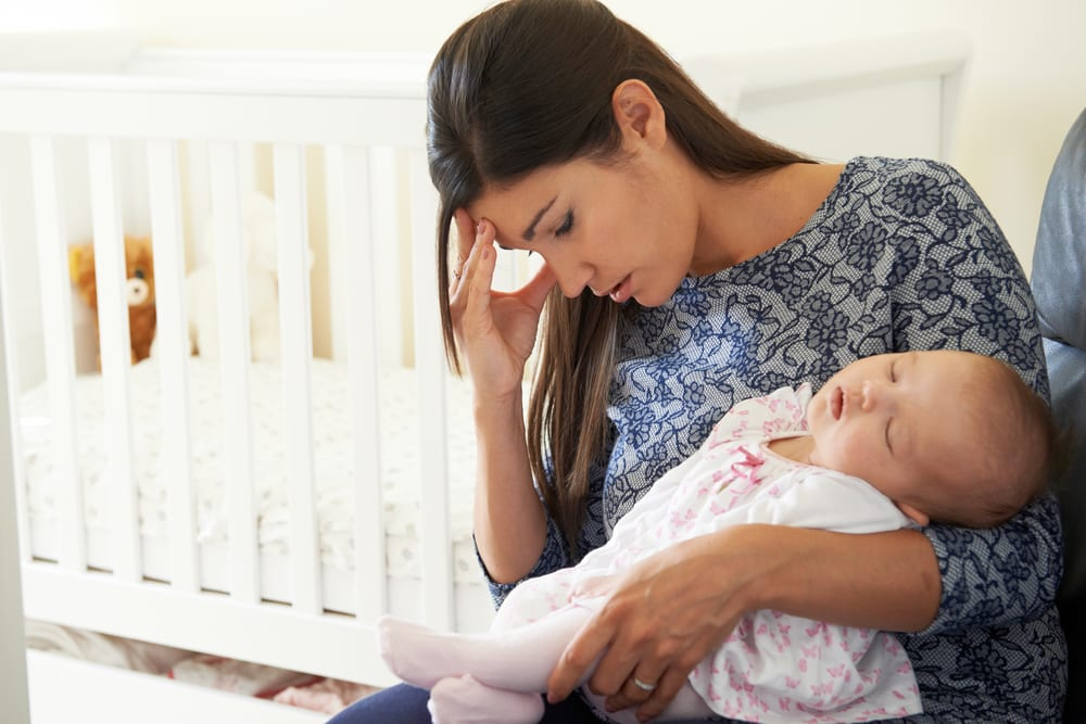 Removing Yourself From Baby's Sleep Routine