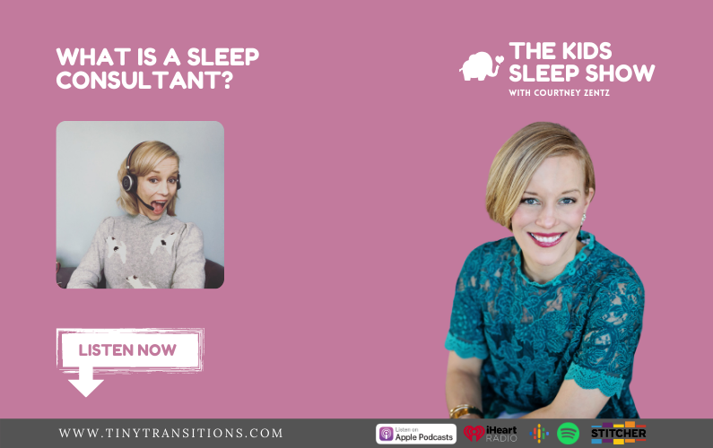 Episode 1 – What is a Sleep Consultant?