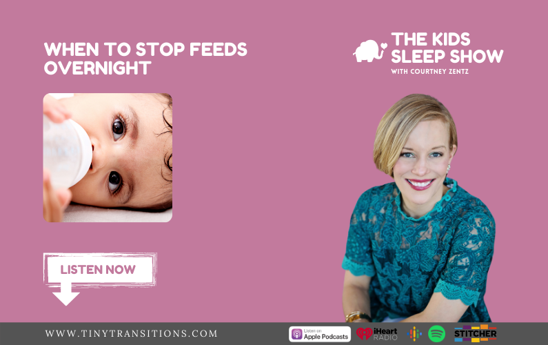 Episode 20- When To Stop Feeds Overnight