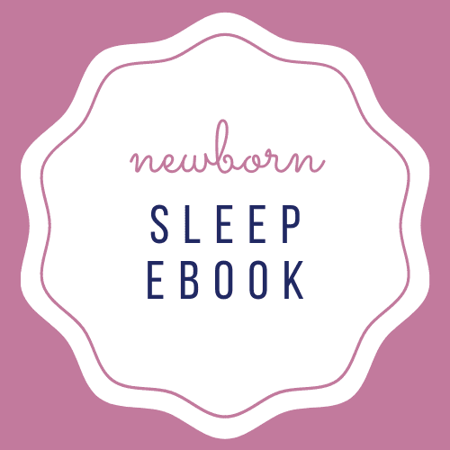 Newborn Sleep eBook
