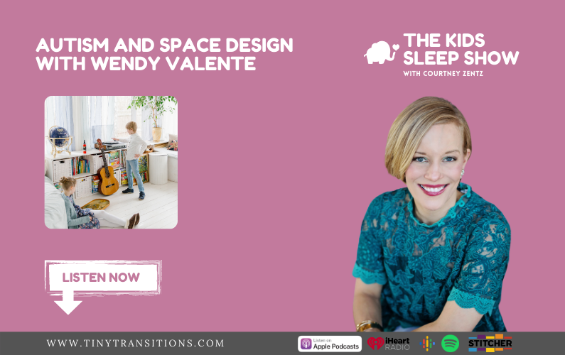 Episode 46- Autism and Space Design with Wendy Valente