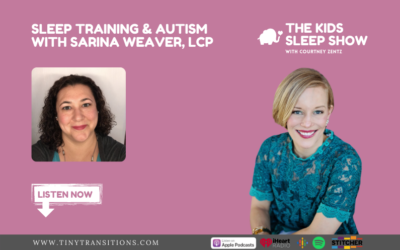 Episode 69: Autism and Sleep with Guest, Sarina Weaver, LCP