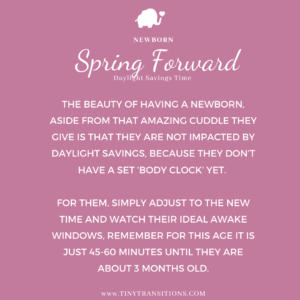 How to Spring Forward – Daylight Savings Time & Your New Sleep Schedule