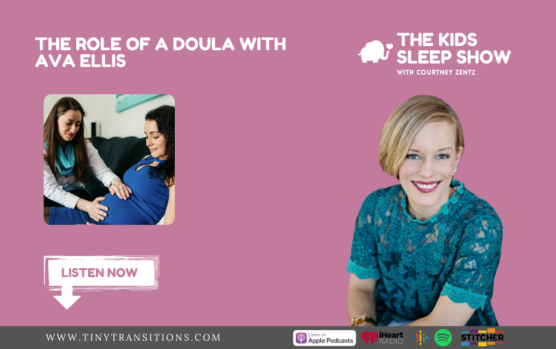 Episode 61- The Role of a Doula with Ava Ellis