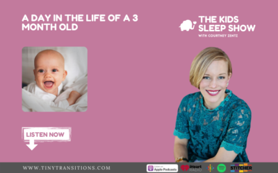 Episode 75 –  A Day in the Life of a 3 Month Old