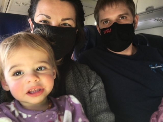 Post-Quarantine Travel Hacks with a Toddler