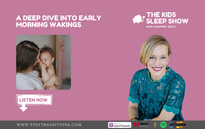 Episode: 81 – A Deep Dive into Early Morning Wakings