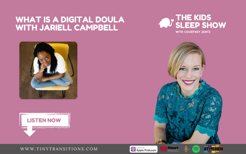 Episode 31- What Is a Digital Doula with Jariell Campbell