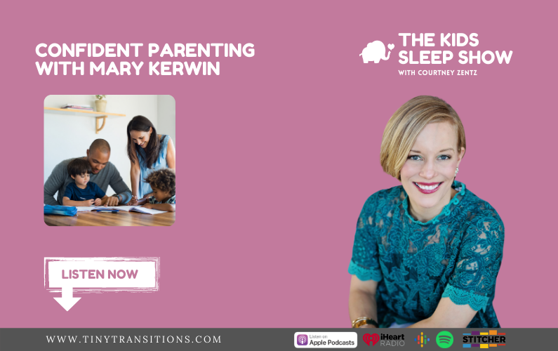 Episode 39- Confident Parenting with Mary Kerwin