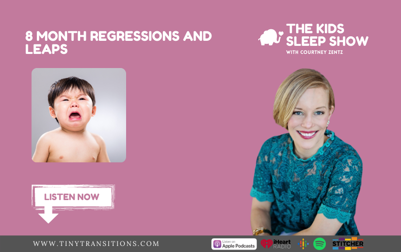 Episode 40- 8 Month Regressions and Leaps