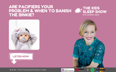 Episode 87 – Pacifiers – How to determine if that Binkie Needs to Bounce?