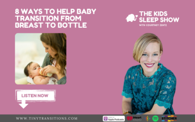 Episode 89: 8 Ways To Help Baby Transition From Breast To Bottle